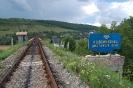 Фрагмент залізниці, Заліщики