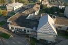 Вигляд з башти на Заліщицьку школу-інтарнат