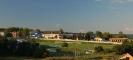Вигляд з башти на стадіон